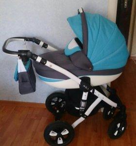 Детская коляска ADAMEX AVILA 2в1