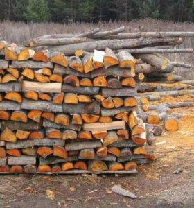 Ольховые дрова