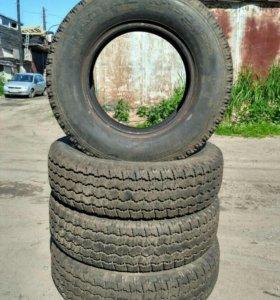 Комплект всезезонки 225/75R16