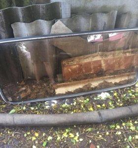 Стекло ваз 2106 Боровское новое заднее