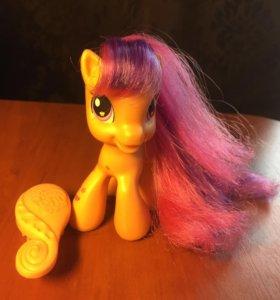 My little pony Скуталу