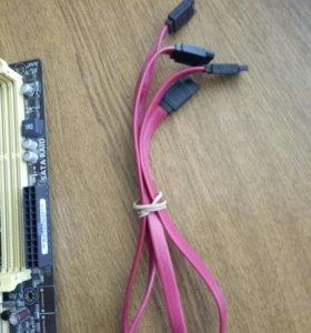 Материнская плата Asus A55BM-K+AMD Athlon X4 750k