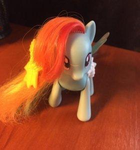 My little pony радуга