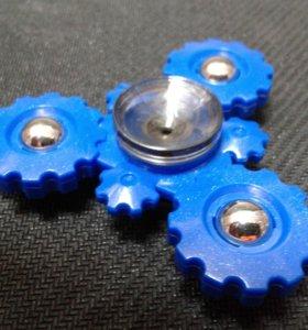 Спиннер - Зубчатый синий
