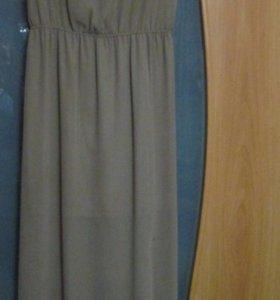 Новое платье из Zolla