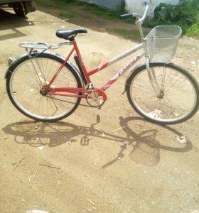 """Велосипед б.у """"Гамма""""."""