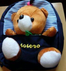 Рюкзак детский игрушка новый