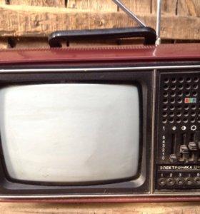 Телевизор электроника ц-432