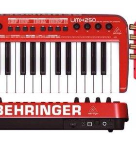 BEHRINGER UMX250 U-CONTROL