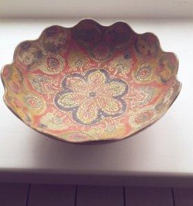 Раритетная старинная ваза
