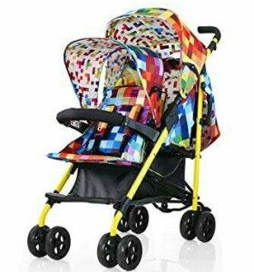 Детская коляска Cosatto Shuffle