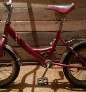 Велосипед от 3до5