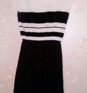 Платье атласное ВEFREE ❤🍭