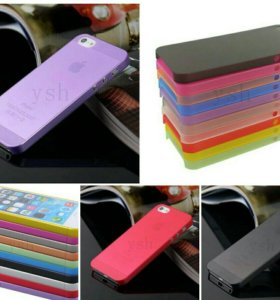 Чехлы, бампера, стекла на iPhone 4 5 6