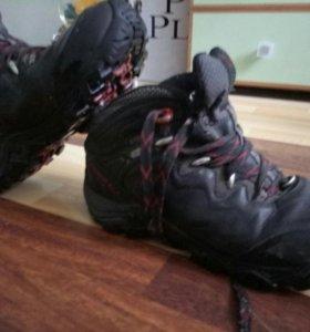 Зимние ботинки Merrell рр40