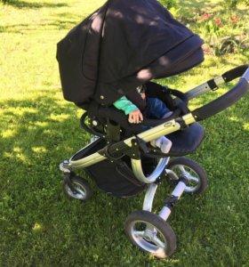 Детская коляска roan teo 2в1