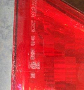 Фара задняя на Тойота Камри 2003г., Кузов ACV-30