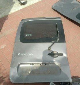 Двери для Renault Kangoo II рейстайлинг