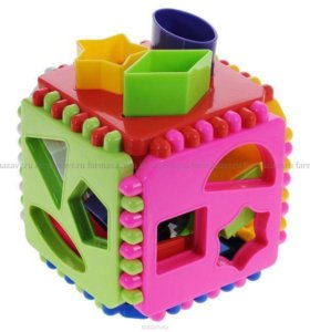 Логический кубик Стеллар