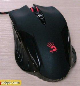 Мышь bloody gun3 v5