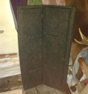 Полка задняя ваз 2113-2114