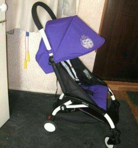 Новая детская коляска YoYa