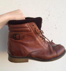 Осенние/весенние ботинки
