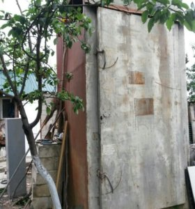 Шкаф для трансформатора