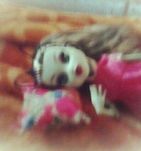 Подушечка для кукол