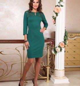 Платье женское, ru 48