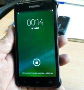 Телефон филипс v387