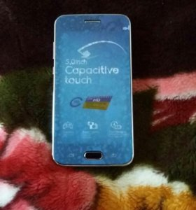 Samsung Capacitive Touch HD