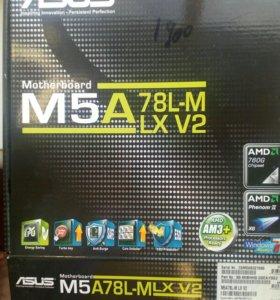 Материнская плата Asus M5A78L-M LX V2