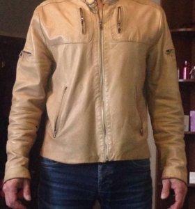 Кожаная куртка ABSOLUT JOY