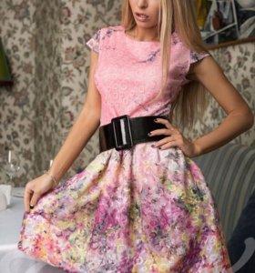 Новое Красивое, нежное платье