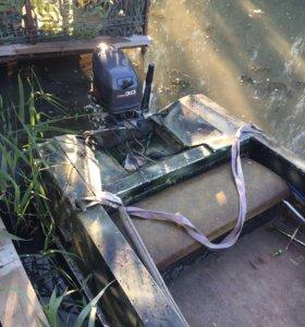 Лодочный мотор Ямаха 30