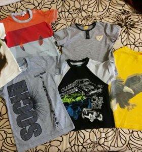 Детские вещи пакетом 92-98
