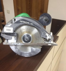 Дисковая пила Hitachi C7MFA