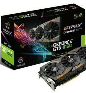 GTX 1060 ROG STRIX 6GB