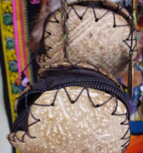 Сумочки кокос