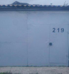 Продам гараж в ГСКА. 85 « РАССВЕТ »