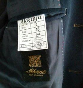 Пиджак мужской велюровый