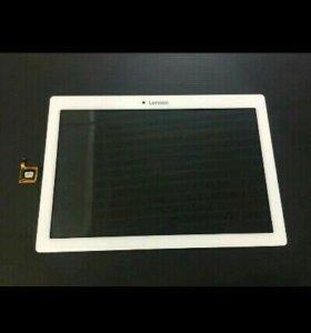 Белый Сенсорный Экран Для Lenovo TB2-X30F TB2-X30M