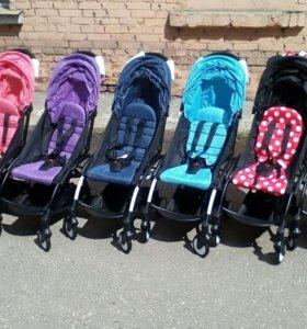 Прогулочная коляска babytime (yoya)