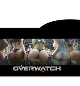 """Игровой коврик """"Overwatch"""""""