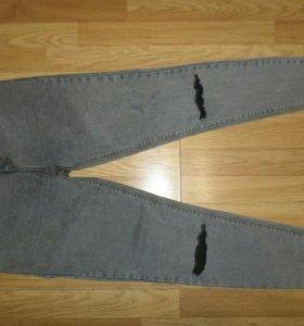 Джинсы, размер 46-48