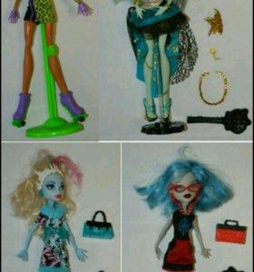Куклы «Monster High»