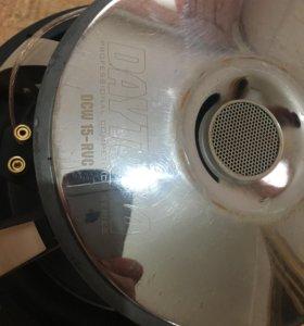 Саббуфер Cadence Daytona DCW25-RVC