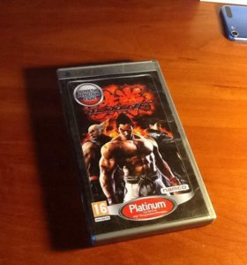 Игра PSP Tekken 6 (RUS)
