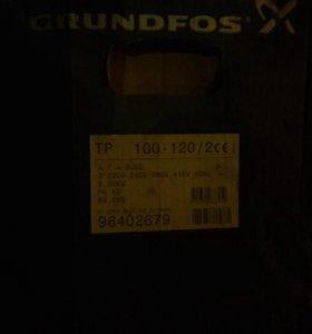 Насос Грундфос Grundfos tp 100-120/2